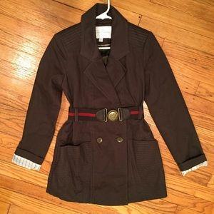 Peacoat jacket Sz XS!